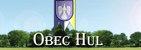 Obec Hul