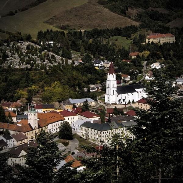 Rímskokatolícka Cirkev farnosť Gelnica